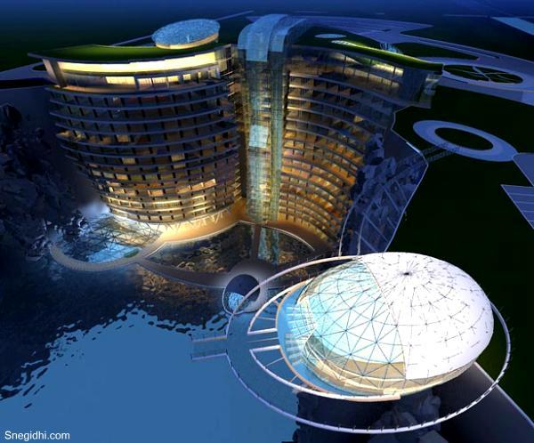 china songjiang hotel3